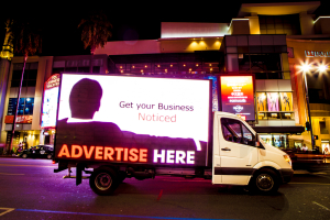 Mobile Billboard Advertising